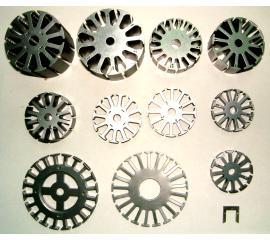 Motor Core of Auto Electric Fan