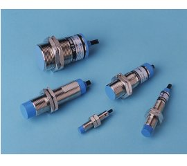 Cylindrical Metal Housing Proximity Sensors (DC-3wire, AC-2wire)