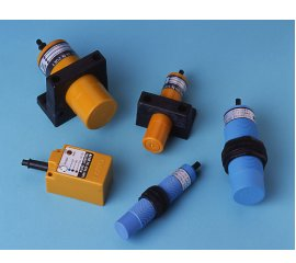 Capacitive Proximity Sensors (DC-3wire, AC-2wire)