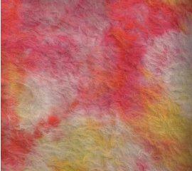 Jet Dye Crush Shag