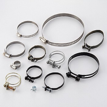 S Hose Clamps
