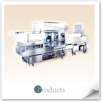 Auto cup aseptic filling and sealing machine