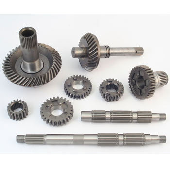 Transmission Gears for Motorcycle