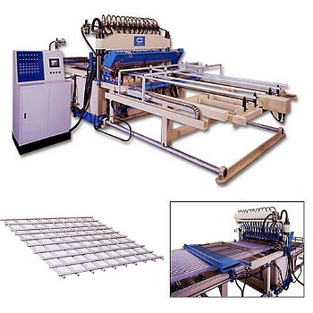 Multi-Spot Welding Machine (CTC-1320)(CTC-1650)(CTC-1980)