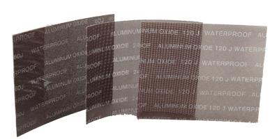 Aluminium Oxide Open Mesh  Abrasive cloth (industrial grade)