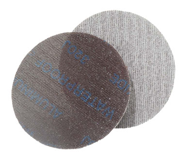Back-Floss Netted Abrasive Cloth