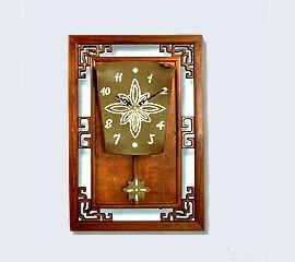 Snow Flake Clock