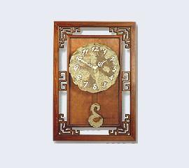 Musical Instrument Clock