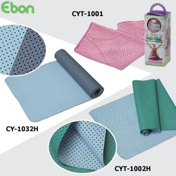 Micro-fiber Yoga Towel / Wicking Properties Yoga Mat