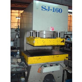 Stamping Machinery (Our Plants Equipment)