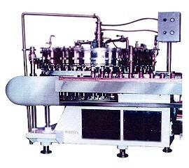 Automatic carbonated beverage liquid filler