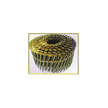 Wire Collated Nails - 15 Degree Wire Collated Nails