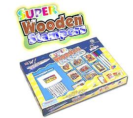 Super Wooden Stampers