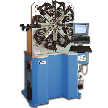 MF-20 SPRING FORMING MACHINE