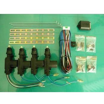 Auto 4 doors central control motor