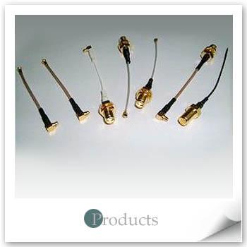 MMCX, MCX, SMA, IPEX,BNC (RF)CABLES