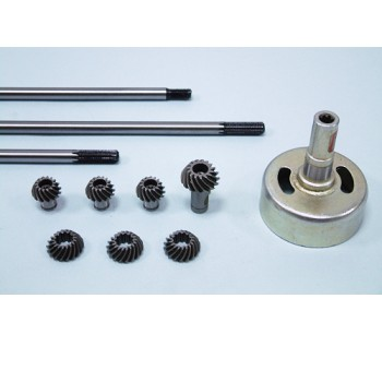 Mowing Machine Shaft and Accessory
