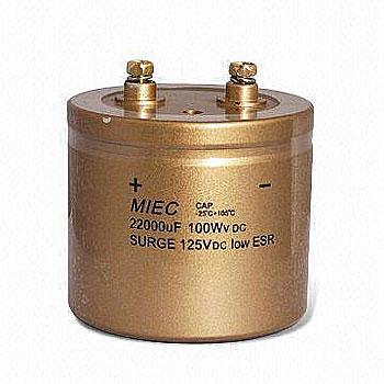 Power capacitors
